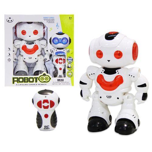Robot Bailarin R/C