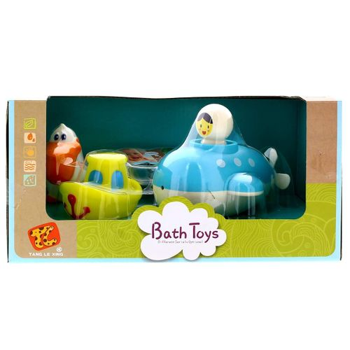 Pack Figuritas Baño Surtido