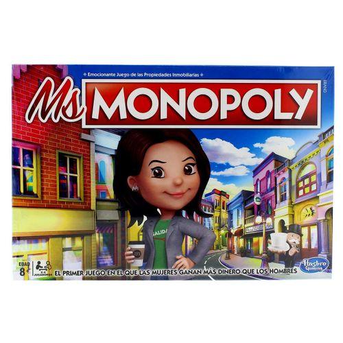 Monopoly Ms Monopoly