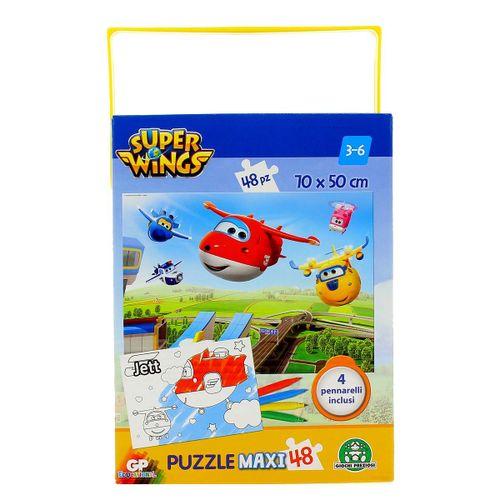 Super Wings Puzzle Maxi