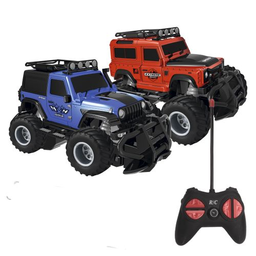 Coche Night Panthers R/C 1:43 Surtido