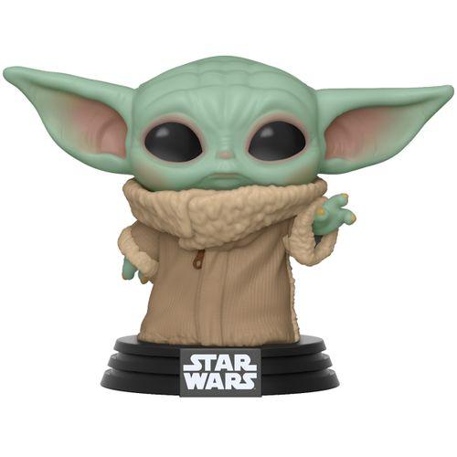 Funko POP Star Wars Baby Yoda Mandalorian
