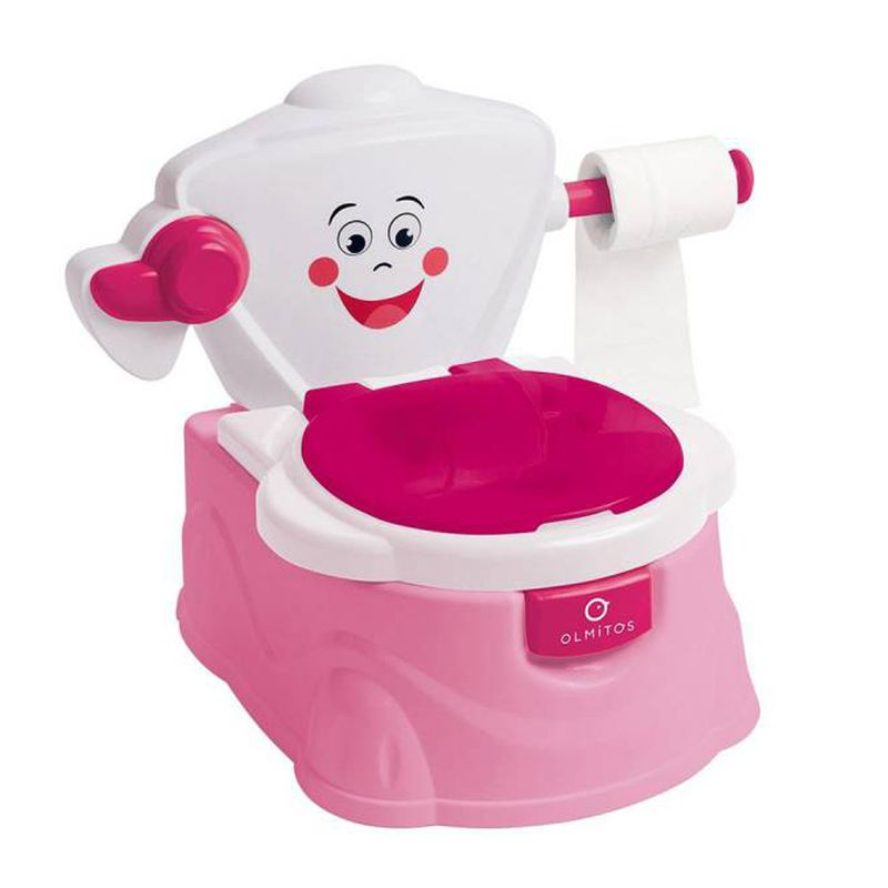 Orinal-Wc-Funny-Pink