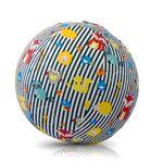 Bubabloon-Forro-para-globos-Rayas-Azul