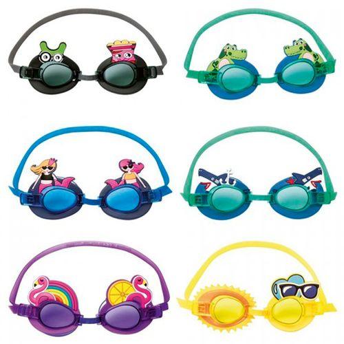 Gafas Piscina Infantiles 3-6 Años Surtido