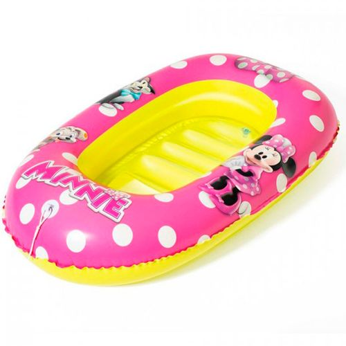 Minnie Mouse Barca Hinchable 112 x 71 cm