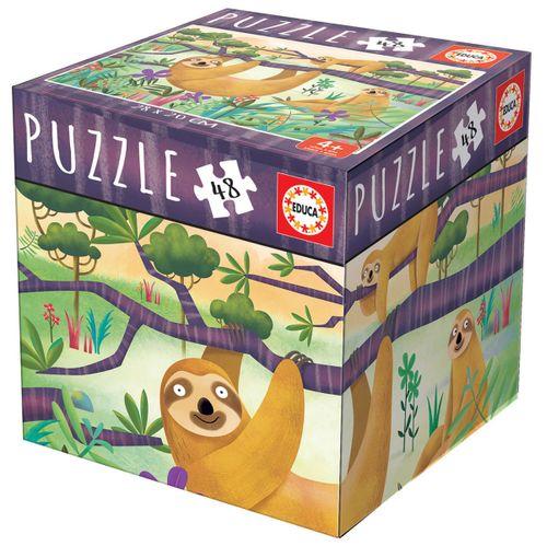 Puzzle Perezosos 48 Piezas