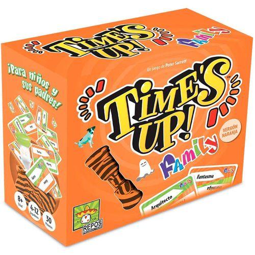 Time's Up Edición Family Juego de Mesa