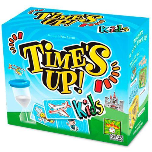 Time's Up Edición Kids Juego de Mesa