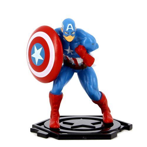 Los Vengadores Figura Capitán América de PVC