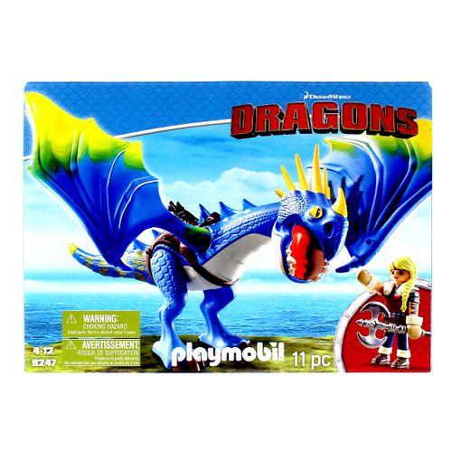 Playmobil Dragones Astrid y Tormenta