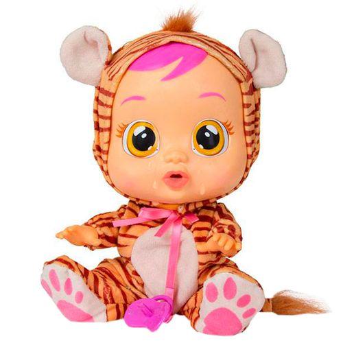 Bebés Llorones Nala la Tigresa