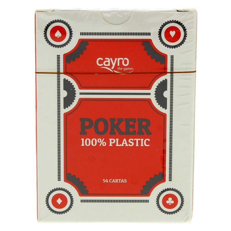 Baraja-de-Poker-Plastico-Surtida