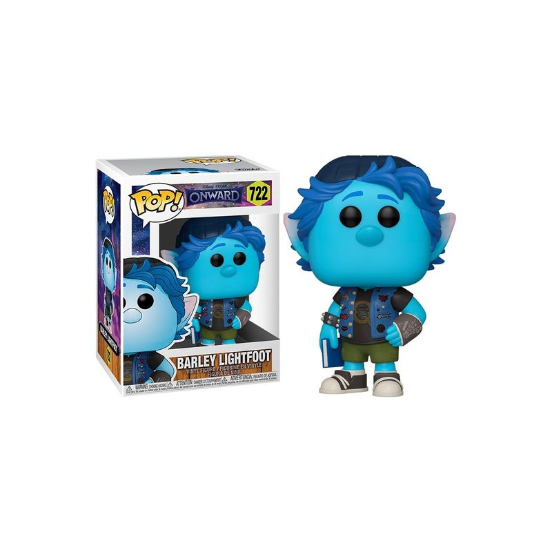Funko-POP-Disney-Pixar-Onwar-Barley