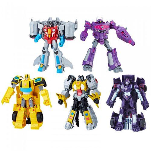 Transformers Cyberverse Battle Figura Surtida
