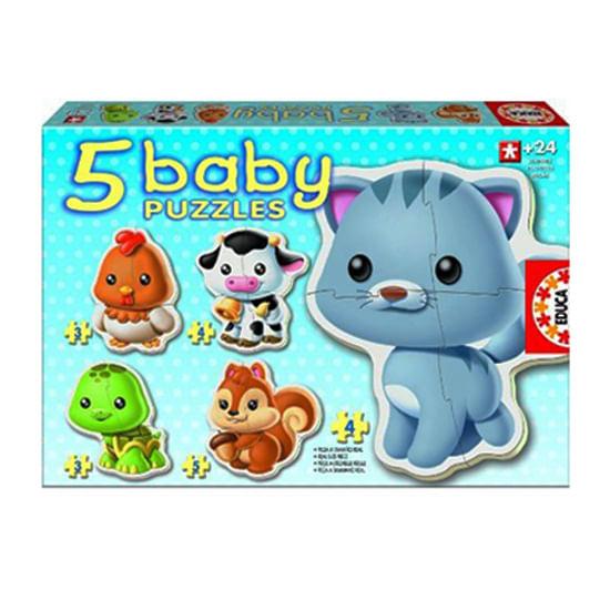 Baby-Puzzles-Animales