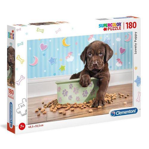 Puzzle Cachorro de 180 Piezas