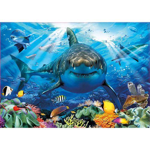 Puzzle 500 piezas El Gran Tiburón Blanco