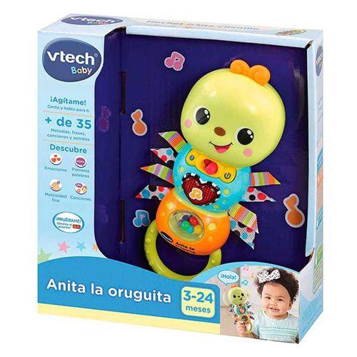 Sonajero Infantil Anita la Oruguita