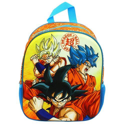 Dragon Ball Mochila Infantil Saiyan