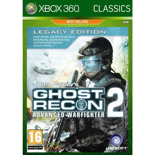 Ghost Recon: Advanced Warfighter 2 - Classics - XBOX 360