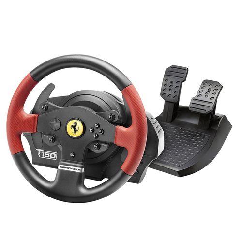 Thrustmaster Volante T150 Ferrari Edition (Ps4/Ps3)