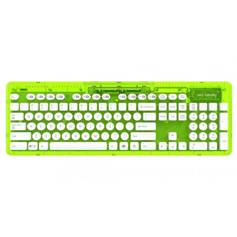 Teclado-Wireless-Rock-Candy---Verde-Lima--Pc-Mac-