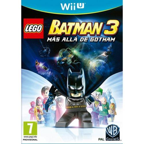 Lego Batman 3: Más Allá De Gotham WII U