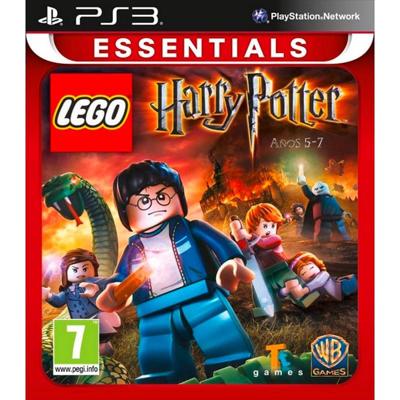 Lego-Harry-Potter--Años-5-7---Reedicion---PS3