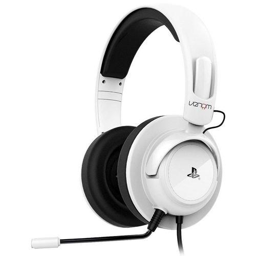 Vibration Stereo Gaming Headset Blanco (Ps4/Ps3)