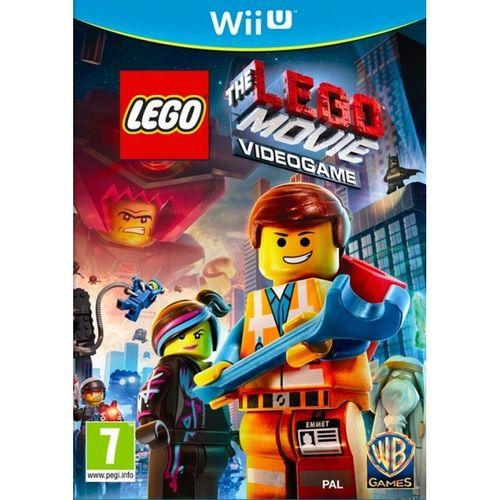 Lego Movie Videogame WII U