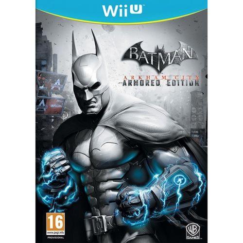 Batman Arkham City Edicion Armored WII U