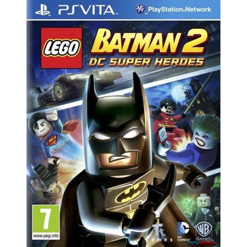 Lego Batman 2: Dc Superheroes PS VITA