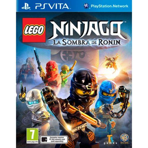 Lego Ninjago: La Sombra De Ronin PS VITA