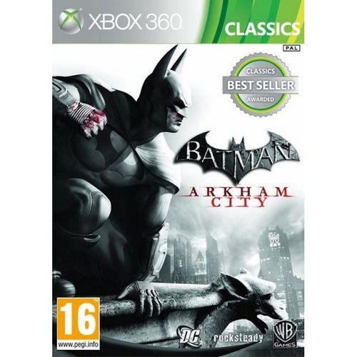 Batman Arkham City Classics - Reedición - XBOX 360