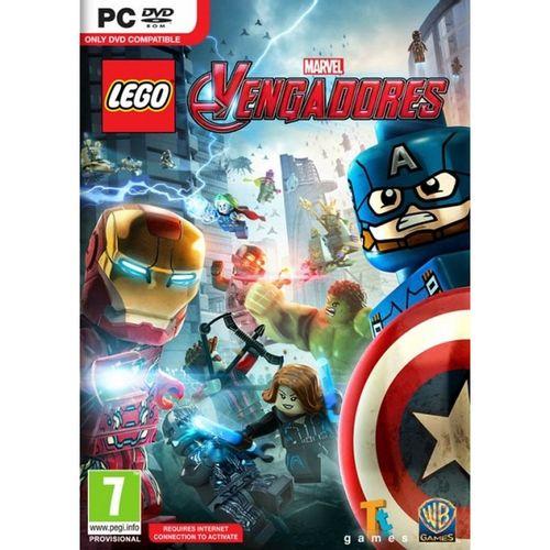 Lego Marvel Vengadores PC
