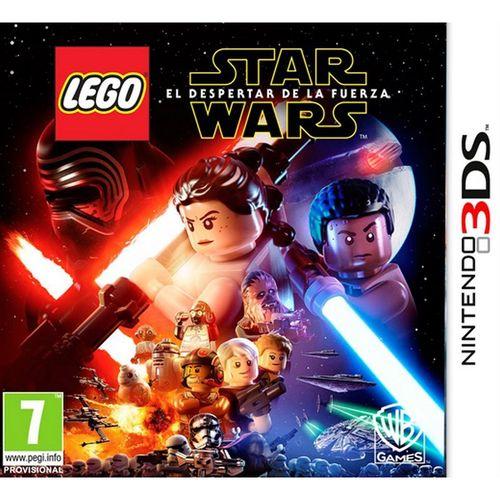 Lego Star Wars: El Despertar De La Fuerza 3DS
