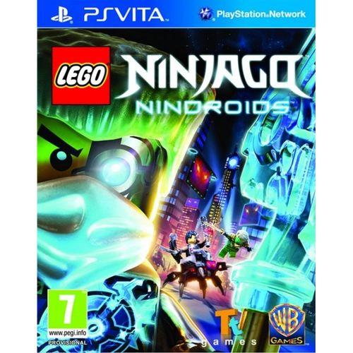 Lego Ninjago: Nindroids PS VITA