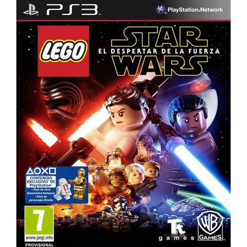 Lego Star Wars: El Despertar De La Fuerza PS3