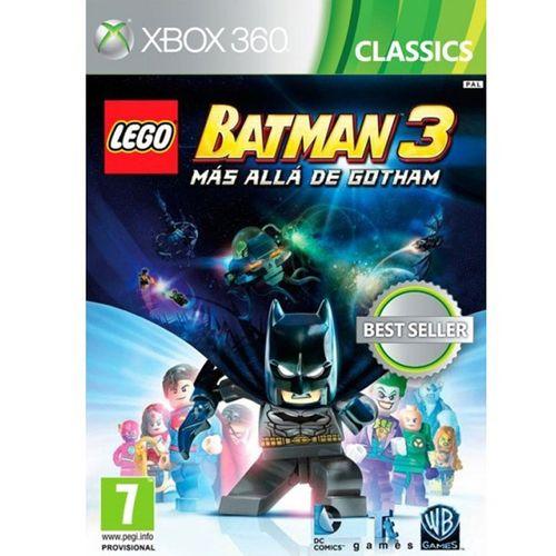 Lego Batman 3: Más Allá De Gotham XBOX 360