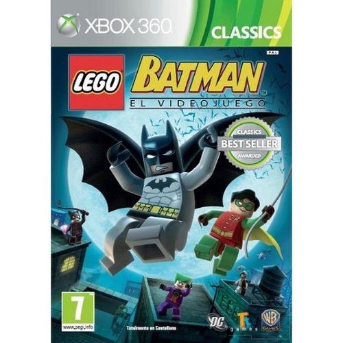Lego Batman - Classics - XBOX 360