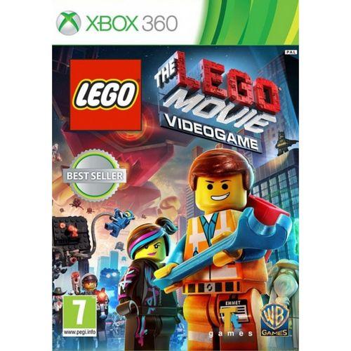 Lego Movie Videogame Reedición XBOX 360