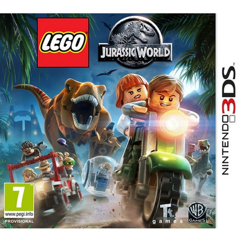 Lego--Jurassic-World-3DS