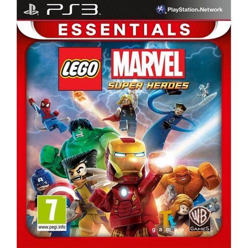 Lego Marvel Superheroes - Reedición - PS3