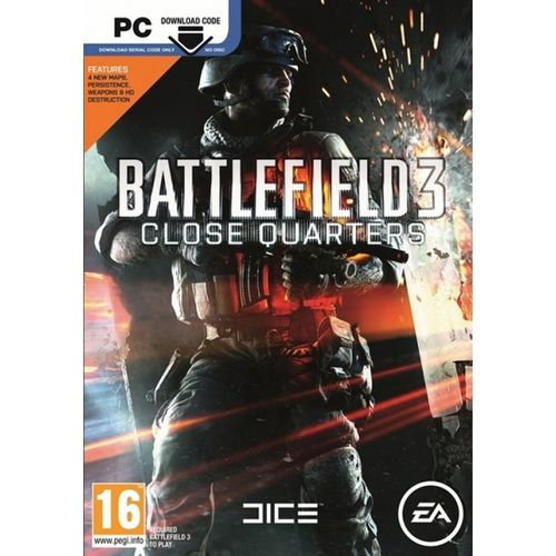 Battlefield 3 Close Quarters (Código De Descarga Sin Disco) PC