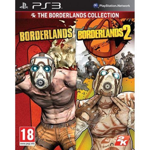 Borderlands Collection (1+2) [Importación UK] PS3