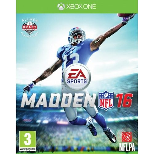 Madden Nfl 16 [Importación UK] XBOX ONE