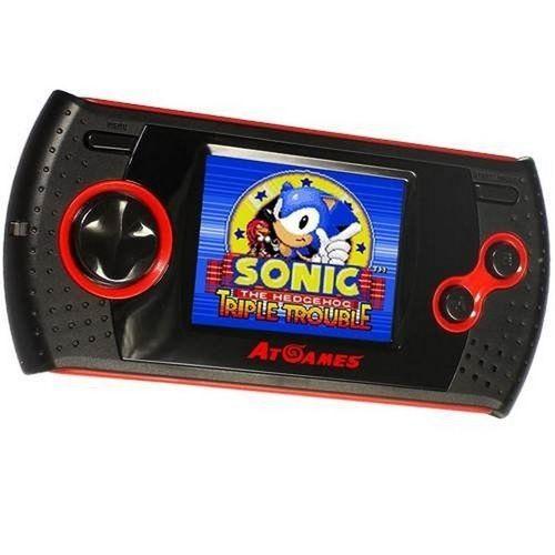 Consola Retro Master Arcade Gamer Portatil (30 Juegos)