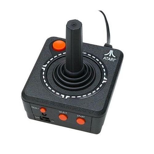Consola Retro Arcade Nano Plug & Play Atari (Incl 10 Juegos)