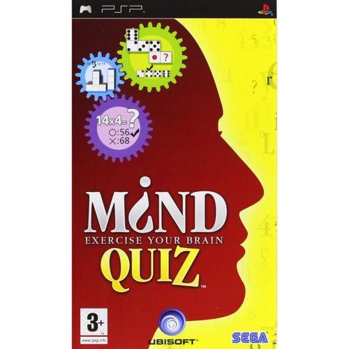 Mind Quiz - Exercise Your Brain PSP